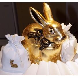 Bag easter bunny